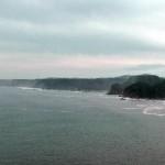 Die Steilküste nach Miyako